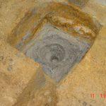 七重塔鋳造遺構(奈良時代中期)